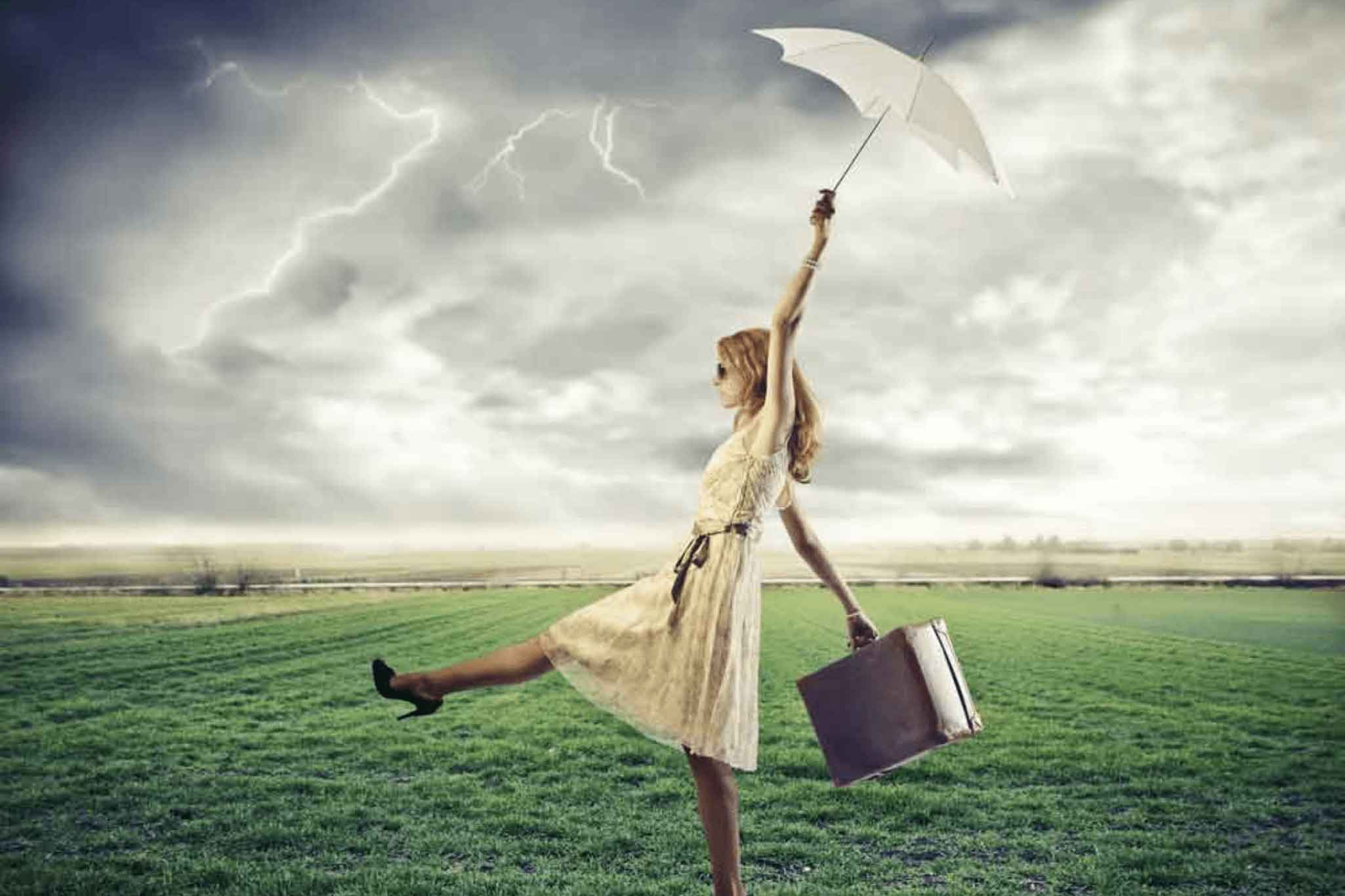 The Umbrella of Faith